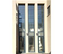 """חלונות ודלתות אלומיניום - אלומטל מעטפת לבניין בע""""מ"""
