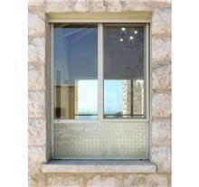 """אלומטל מעטפת לבניין בע""""מ - חלון מאלומיניום"""