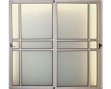 """דלת הזזה - אלומטל מעטפת לבניין בע""""מ"""