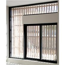 דלת חלון מפרופיל אלומיניום