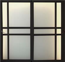"""דלת הזזה פרופיל אלומיניום - אלומטל מעטפת לבניין בע""""מ"""