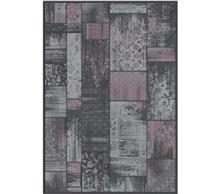 שטיח אפור ריבועים