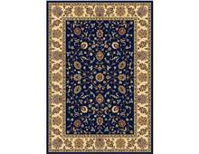 שטיח כחול כהה