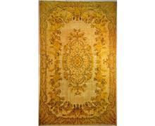 שטיח וינטג' צהוב - שטיחי אלי ששון