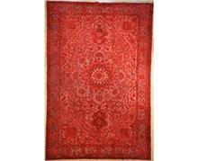שטיח אדום בוהק - שטיחי אלי ששון