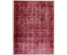 שטיחי אלי ששון - שטיח ורוד עתיק