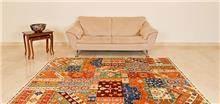 שטיחי אלי ששון - שטיח צבעוני לבית