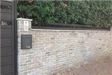 בריק אנטיק - חיפוי קירות - חיפוי לגדר