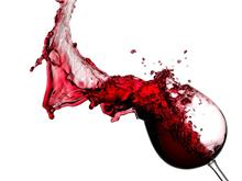 חיפוי בהדפס כוס יין - א.ר. שיווק