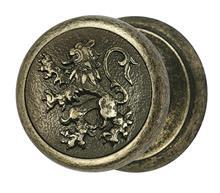 ידית כפתור עתיקה - א.ר. שיווק