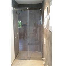 א.ר. שיווק - מקלחון חזית זכוכית