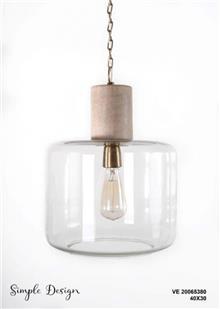 אופק תאורה חוץ ופנים - מנורת תלייה VE20065380