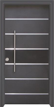 דלת כניסה מסדרת מודרני דגם 1030