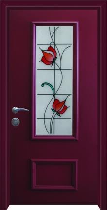 דלת כניסה מסדרת ויטראז דגם 5502