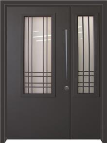 דלת כניסה מסדרת נפחות דגם 8008
