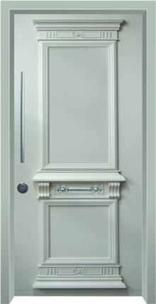 דלת כניסה מסדרת יווני דגם 2507