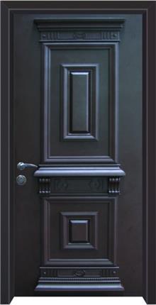דלת כניסה מסדרת קלאסית דגם 2508