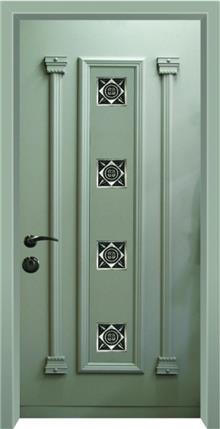 דלת כניסה מסדרת קלאסית דגם 2504