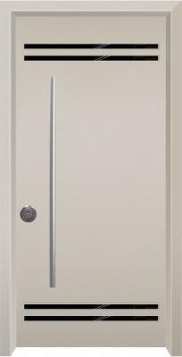 דלת כניסה מסדרת כפיר דגם 9008