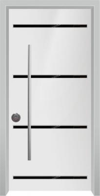 דלת כניסה מסדרת כפיר דגם 9010