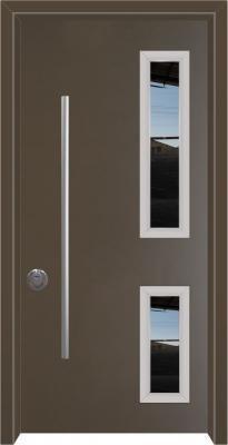 דלת כניסה מסדרת כפיר דגם 9012