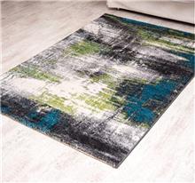שטיח בוניטה אבסטרקטי אפור