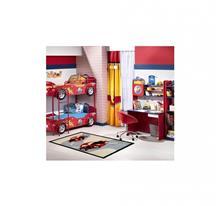 שטיח קידס מכוניות אדום - buycarpet