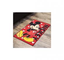 שטיח מיקי מאוס אדום