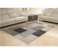 שטיח וינטג' שחור 22218/356