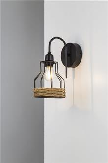 מנורת אהיל צמודת קיר