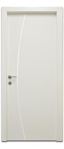 דלתות אלון - דלת ניקל חצי ירח