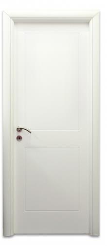 דלת 2 פאנל מחורץ