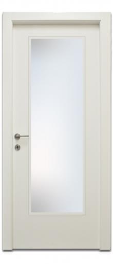 דלתות אלון - דלת צוהר יפני חלק