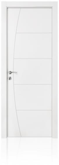 דלתות אלון - דלת חריצי חץ וקשת