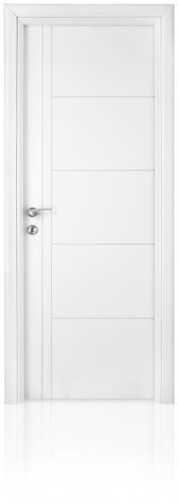דלתות אלון - דלת חריצים אורך ורוחב