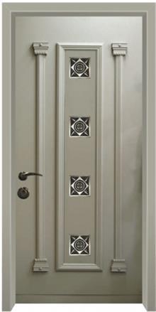 דלת כניסה - דלתות אלון