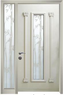 דלת וחצי מרקורי - דלתות אלון