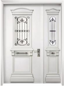 דלת יווני - דלתות אלון