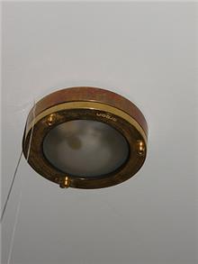 רזיאל תאורה - מנורה צמודת תקרה