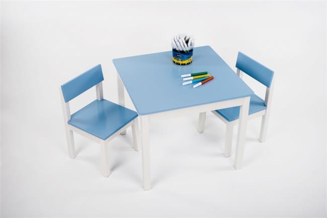 סט שולחן חלק