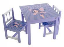 שולחן סגול פייה