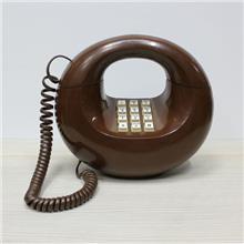 טלפון וינטאג' חום - Fibers
