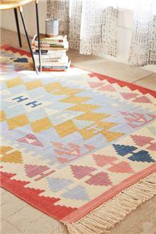 Fibers - שטיח מעודן בסגנון קילים