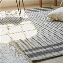 שטיח כתמי אפור - Fibers