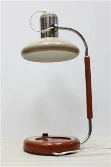 Fibers - מנורה שולחנית וינטאג' ייחודית
