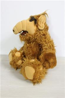 בובת Alf מקורית וגדולה - Fibers
