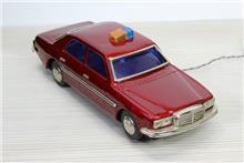 מכונית צעצוע וינטאג' - Fibers