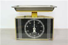 משקל מטבח וינטאג' צהוב - Fibers