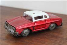 מכונית צעצוע פח וינטאג' - Fibers
