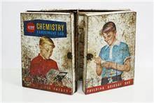 ערכת כימיה לנוער משנות ה-50 - Fibers